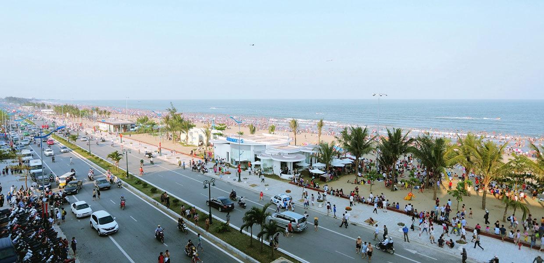Biển Sầm Sơn