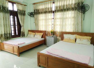 Phòng nghỉ Khách sạn Hương Thuỷ Sầm Sơn