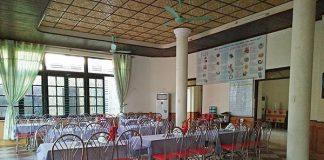 Nhà ăn khách sạn K2 Sầm Sơn