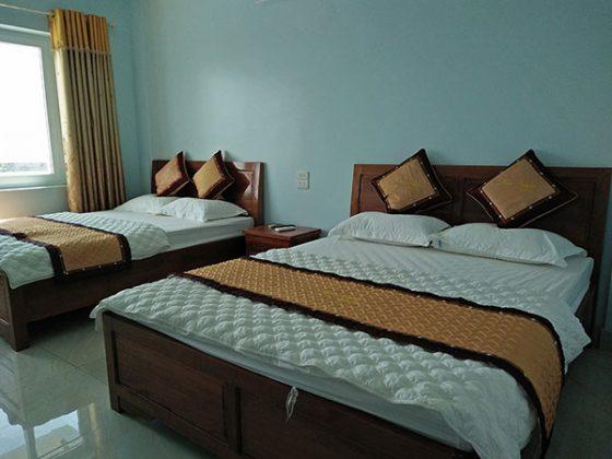 Phòng nghỉ khách sạn Kim Xuyến Sầm Sơn