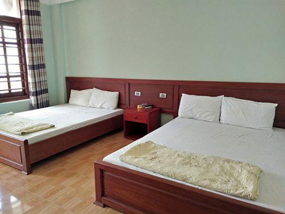 Ảnh phòng 2 giường khách sạn Sơn Trang Sầm Sơn