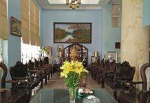Sảnh khách sạn Thái Bình Dương Sầm Sơn