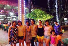 Kỷ niệm tại nhà hàng hải sản Chinh Thuỷ Sầm Sơn