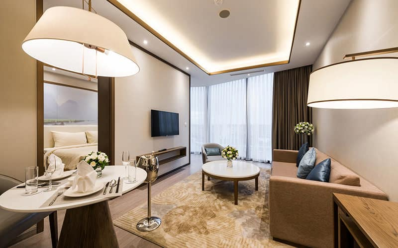 Hạng phòng Grand Suite