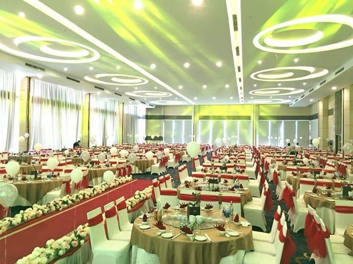 Phòng hội thảo khách sạn Central Thanh Hóa