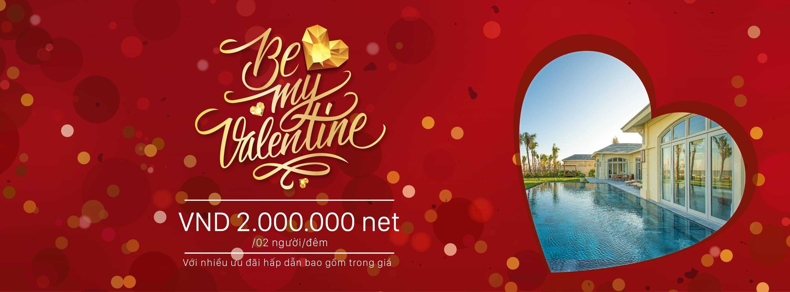 Chào đón Valentine tại FLC Sầm Sơn