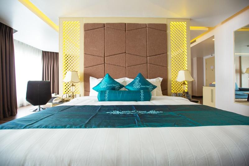 Hình ảnh phòng khách sạn Central Thanh Hóa