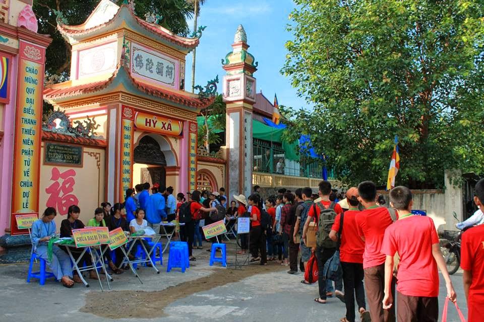 Chùa Giáng, thị trấn Vĩnh Lộc, Thanh Hoá