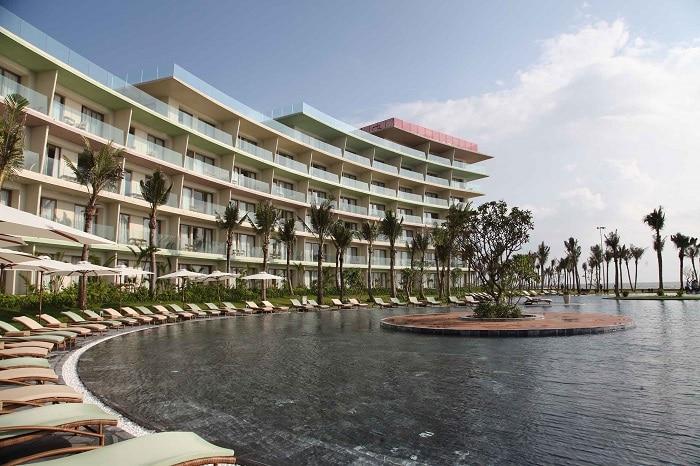 Bể bơi FLC Luxury Sầm Sơn
