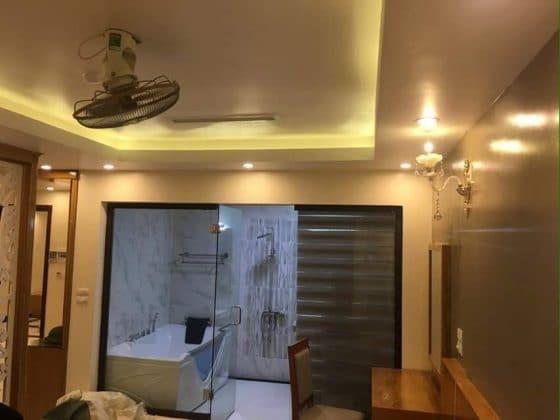 Nội thất trong phòng khách sạn Thanh Bình
