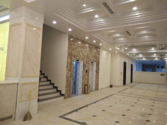 Sảnh chờ khách sạn Thanh Bình Gold