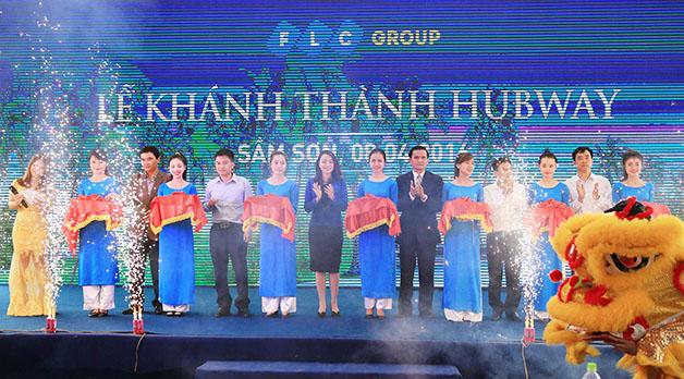 Lễ khánh thành Hubway Sầm Sơn