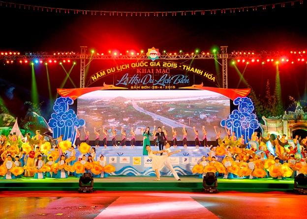 Lễ hội 110 năm du lịch sầm sơn