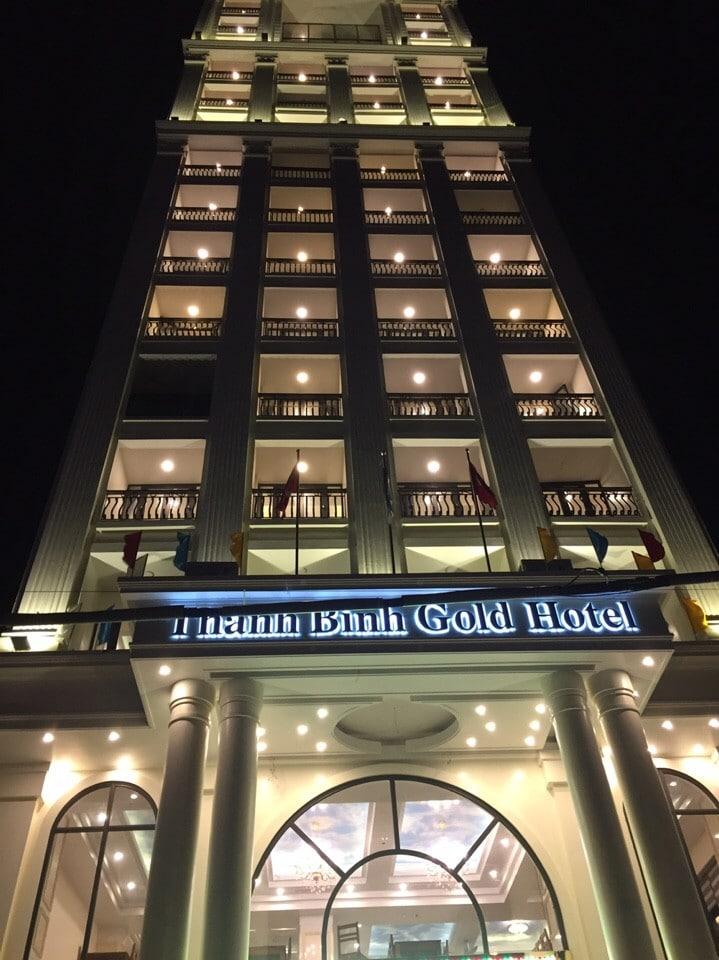 Tổng quan khách sạn Thanh Bình Gold Hotel