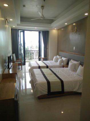 Phòng 2 giường khách sạn Thanh Bình Gold