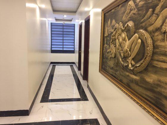 Hành lang khách sạn Thanh Bình Gold