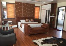 Phòng ngủ tại Villa san hô FLC Sầm Sơn