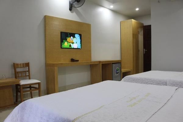 Nội thất trong phòng của khách sạn