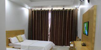 Phòng nghỉ mới phục vụ du khách
