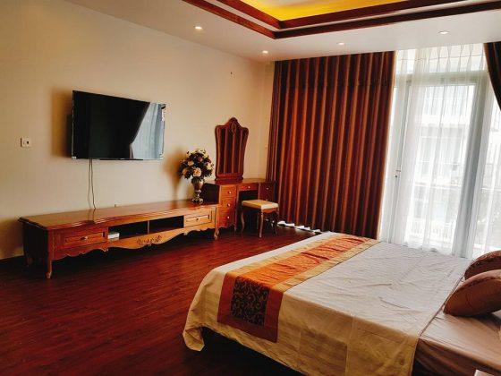 Phòng ngủ tại FLC Villa Sầm Sơn