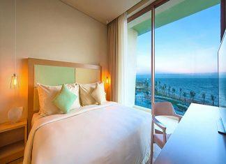 Phòng ngủ khách sạn FLC Luxury Sầm Sơn