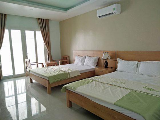 Phòng nghỉ Khách sạn Hương Trầm Sầm Sơn