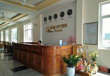 Lễ tân khách sạn Kim Xuyến Sầm Sơn