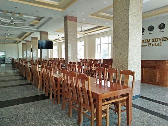 Nhà hàng tại khách sạn Kim Xuyến Sầm Sơn