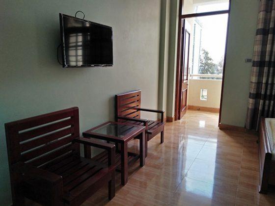 Phòng 2 giường khách sạn Sơn Trang Sầm Sơn