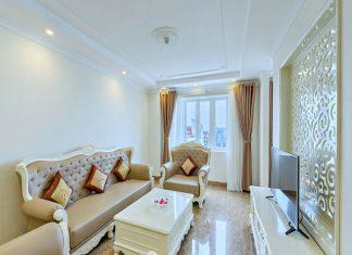 Sofa khách sạn Việt Hưng Sầm Sơn
