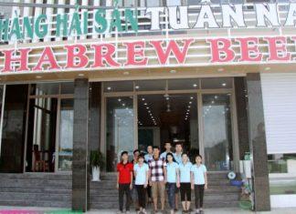 Sảnh nhà hàng Tuấn Năm Sầm Sơn