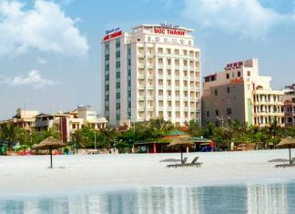Hình ảnh tổng quan khách sạn Đức Thành Sầm Sơn