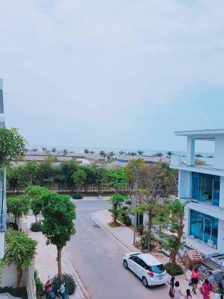 View nhìn từ trên cao tại Biệt Thự FLC Sầm Sơn