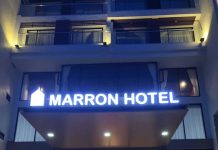 the marron hotel